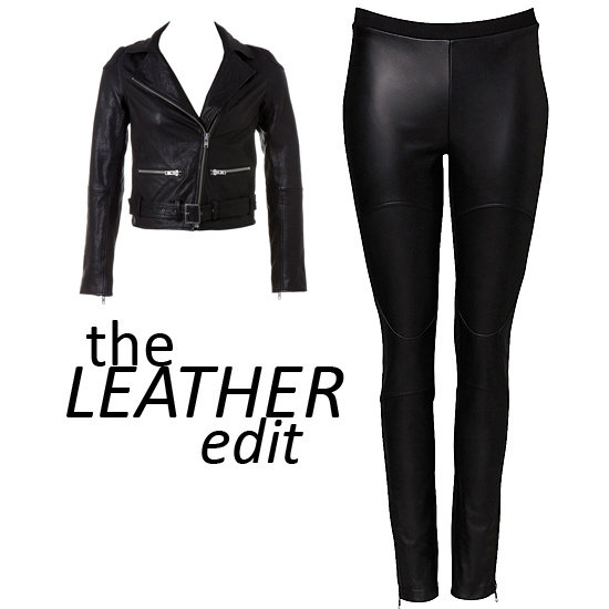 Leather Loves: 6 Pieces That Will Last You A Lifetime