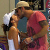 Eva Longoria Eduardo Cruz Kissing in Spain Pictures