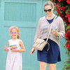 Jennifer Garner Weekend With Violet Pictures