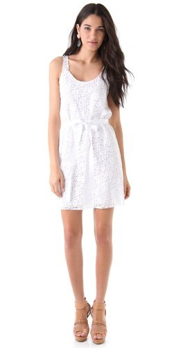 Velvet Smilo Lace Mini Dress