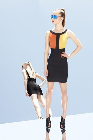 Herve Leger Resort 2013