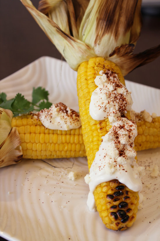 What to Make: Mexican Street-Food-Style Grilled Corn