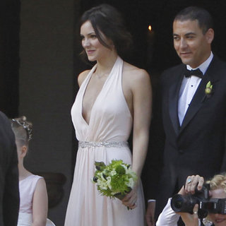 Katharine McPhee Bridesmaid Pictures