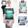 Shop Photo-Print Dresses and T-Shirts