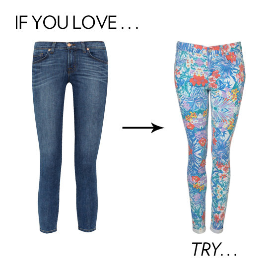 The Printed Skinnies
