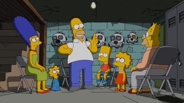 Homer Simpson, The Simpsons