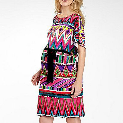 JC Penney Boatneck Maternity Dress ($25)