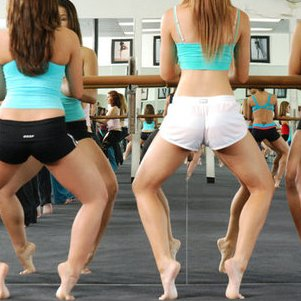 Barre Workouts For Your Arms, Legs, and Butt