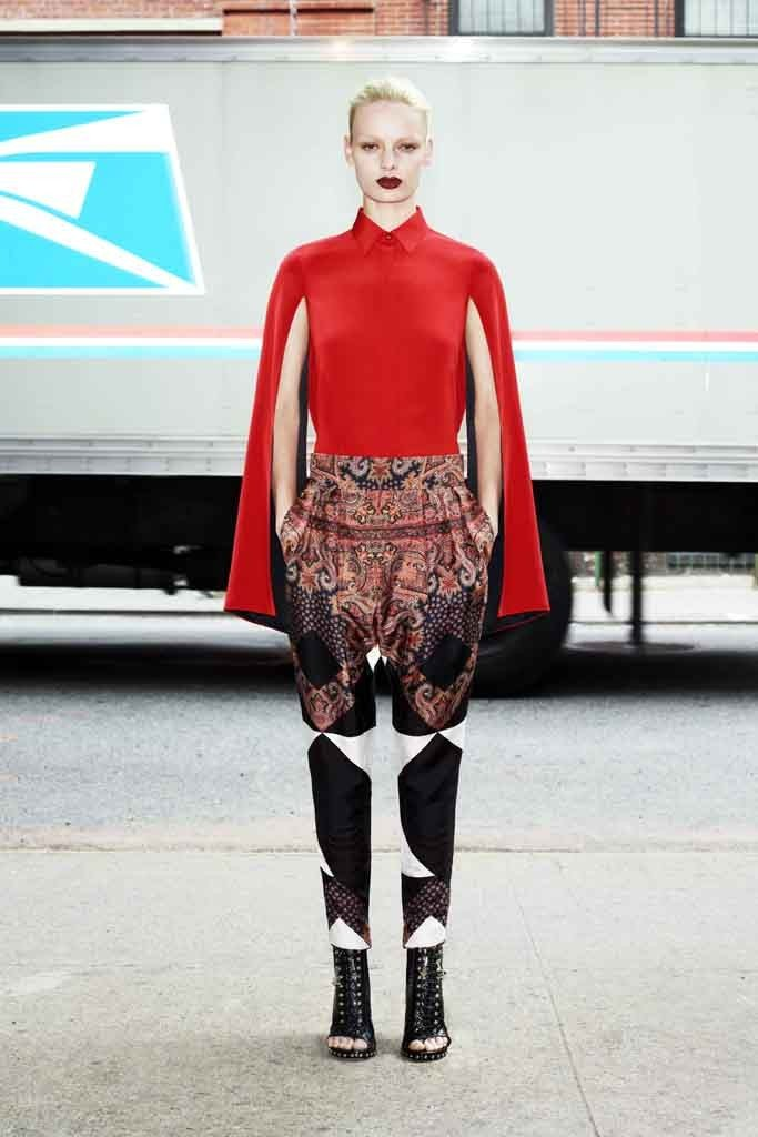 Givenchy Resort 2013