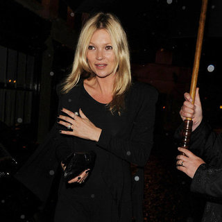 Kate Moss Pictures Partying With Jamie Hince