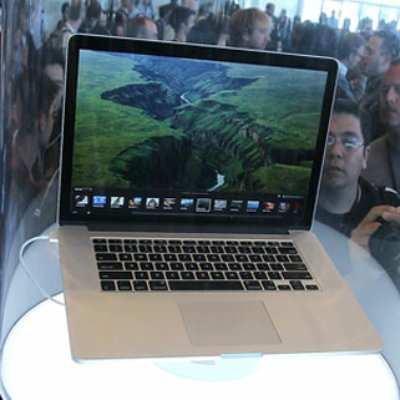 Apple WWDC Retina MacBook Pro News and Pictures
