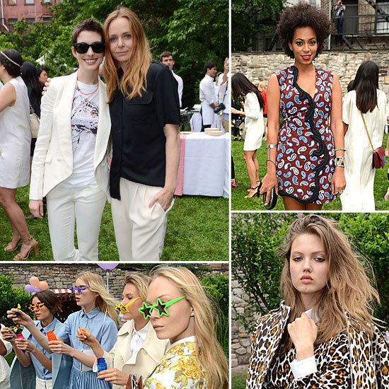 Stella McCartney Rings In Resort '13 With a NYC Garden Party