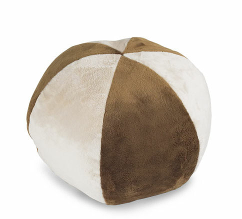 Posh Tots Beach Ball Pillow ($80)