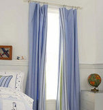 Whistle and Wink High Seas Curtain Panel ($99)