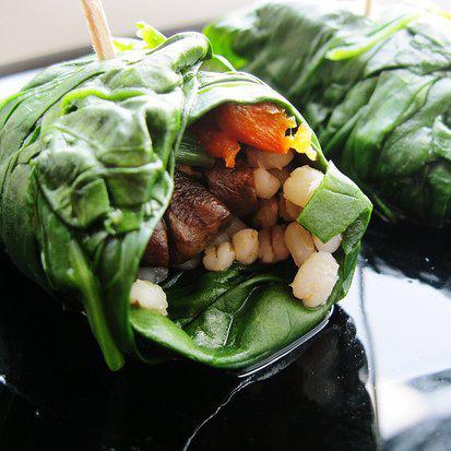 22 Healthy Wrap Recipes