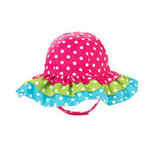 Gymboree Tiered Polka-Dot Sunhat ($14, originally $15)