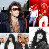 Attention Groupies: Hair-Raising Hotties From '80s Glam Metal Bands