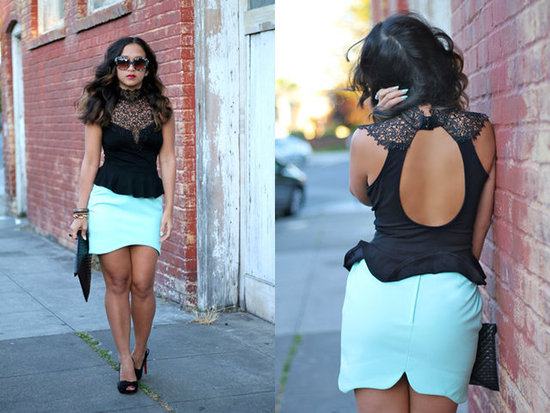 Look of the Day: Mint Condition