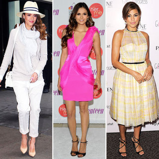 Celebrity Summer Fashion Trends
