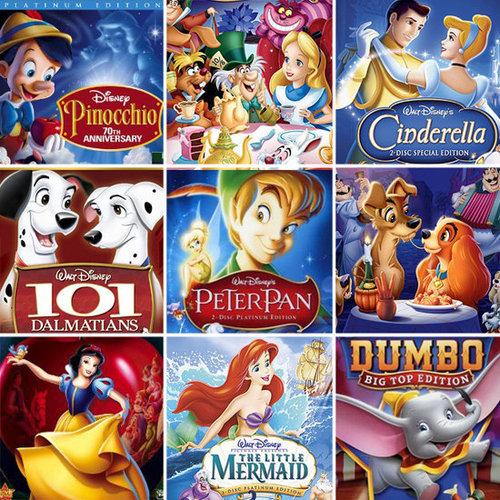 Have a Classic Disney Movie Marathon