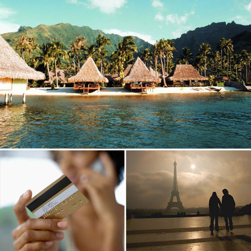 Dreaming of a romantic post-wedding getaway? Savvy is sharing money-saving honeymoon tips.