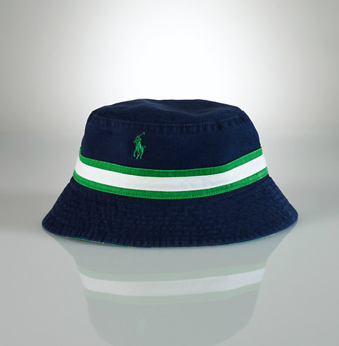 Ralph Lauren Infant Boys' Beachside Bucket Hat ($15, originally $25)