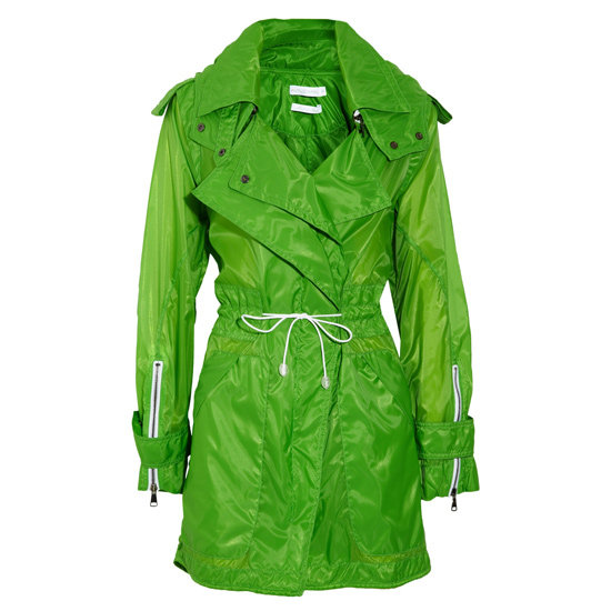 Raincoat, approx $2260, Altuzarra at Net-a-porter.