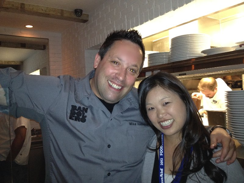 Top Chef's Mike Isabella