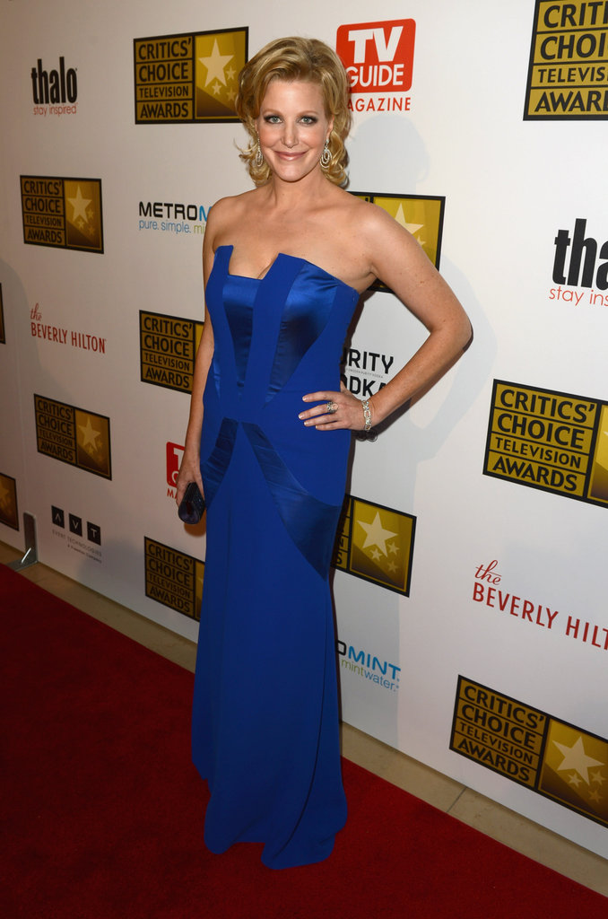 The Critics' Choice TV Awards Bring Busy, Ginnifer, Julianne, Justin, and More to the Carpet