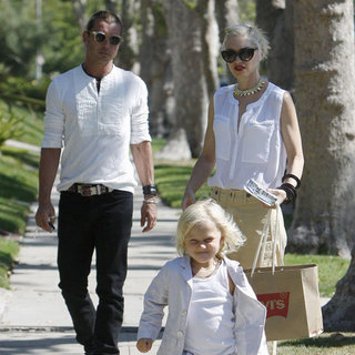Celebrity Father's Day Pictures 2012