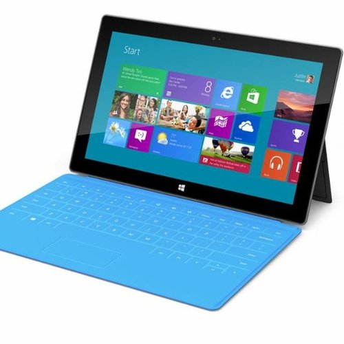 Microsoft Announces Surface Tablet and Pictures