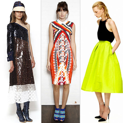 All The Best Looks From The Resort 2013 Collections So Far Including Alexander Wang, Louis Vuitton, Tibi & More!