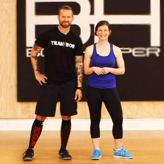 Biggest Loser Trainer Bob Harper's Weightloss & Fitness Tips
