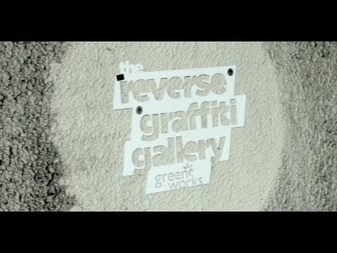 Join Emmanuelle Chriqui in Green Works's Reverse Graffiti Project
