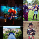 "A Behind-the-Scenes Look at Our ""Brave"" Trip to Scotland"