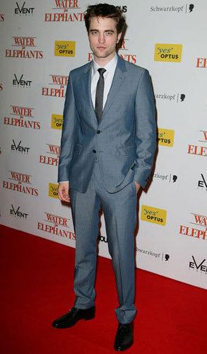 5. Robert Pattinson
