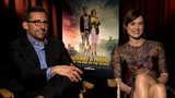 Steve Carell and Keira Knightley on Being Inspired by Their Real-Life Loves