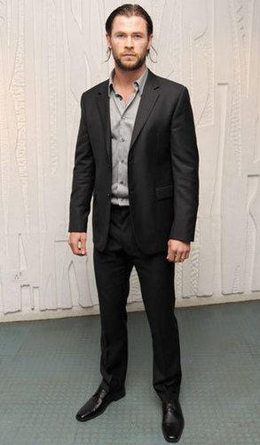 72. Chris Hemsworth