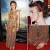 Keira Knightley Valentino Dress