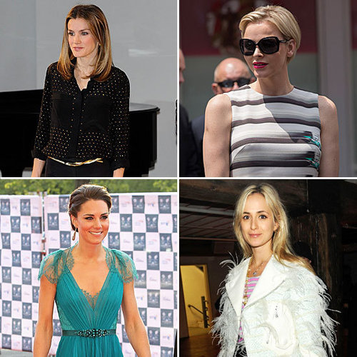 The Best Dressed Royals: The Princess Fashion Files from Charlotte Casiraghi, Kate Middleton to Princess Charlene of Monaco