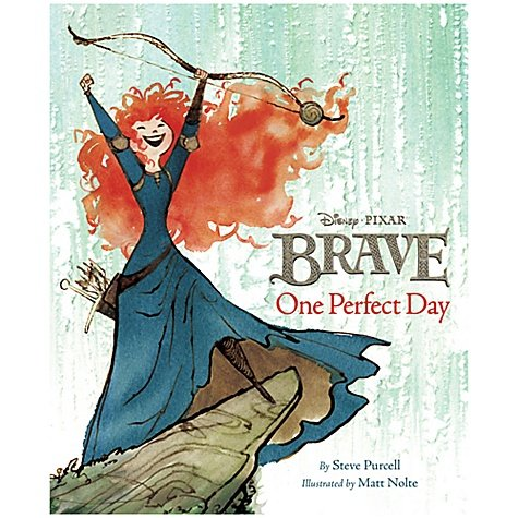 """One Perfect Day"" Brave Book ($16)"