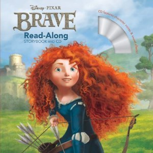 Brave Read-Along Storybook and CD ($10)