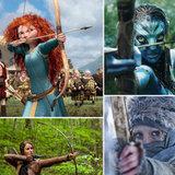 A History of Onscreen Female Archers Hitting the Bulls-Eye