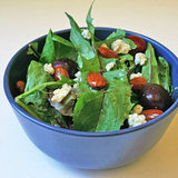 Salad With Cherries