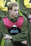 Prince William attended the Army's Regular Commissions Board selection process in October 2005 in Wiltshire, England.