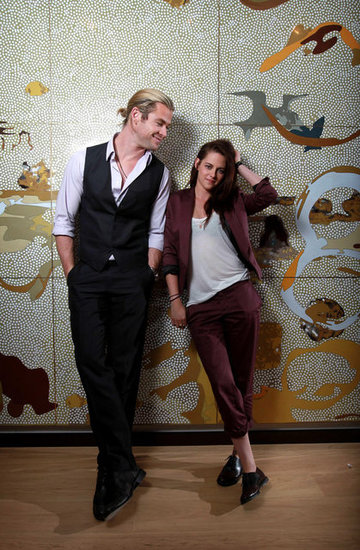 Kristen Stewart and Chris Hemsworth Heat Up Their Down Under Photo Shoot