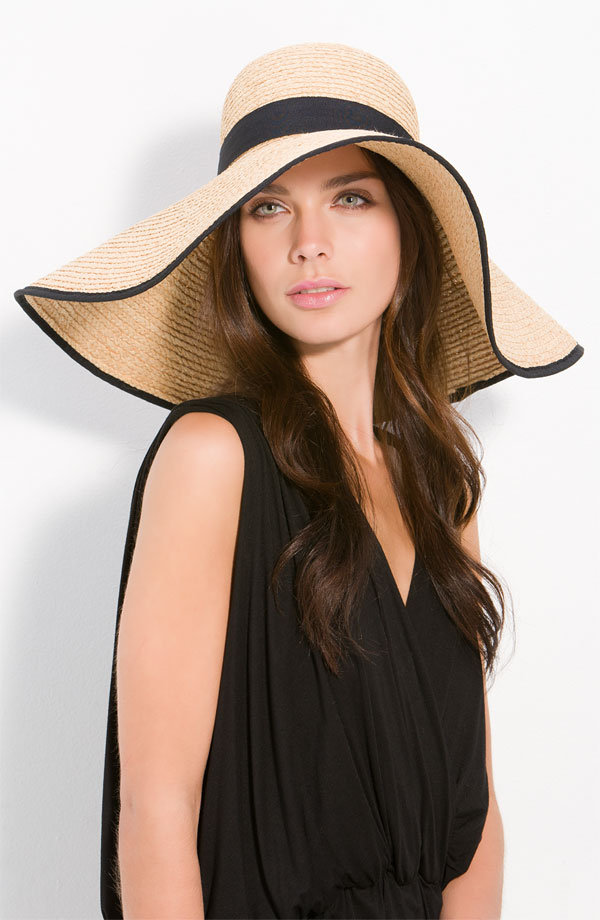 Top off a sunny ensemble with this floppy wide-brimmed hat — it'll inject a slick getaway vibe instantly. Nordstrom Wide Brim Floppy Hat ($68)