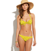 Between the supercute rose print and the retro tie-front detail, we couldn't think of a better bikini to rock poolside. All you need is a wide-brimmed straw hat to complete the look.