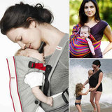 A Summer-Weight Baby Carrier