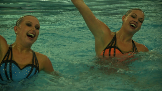 US Synchronized Swimmers Talk Training and Olympic Excitement!